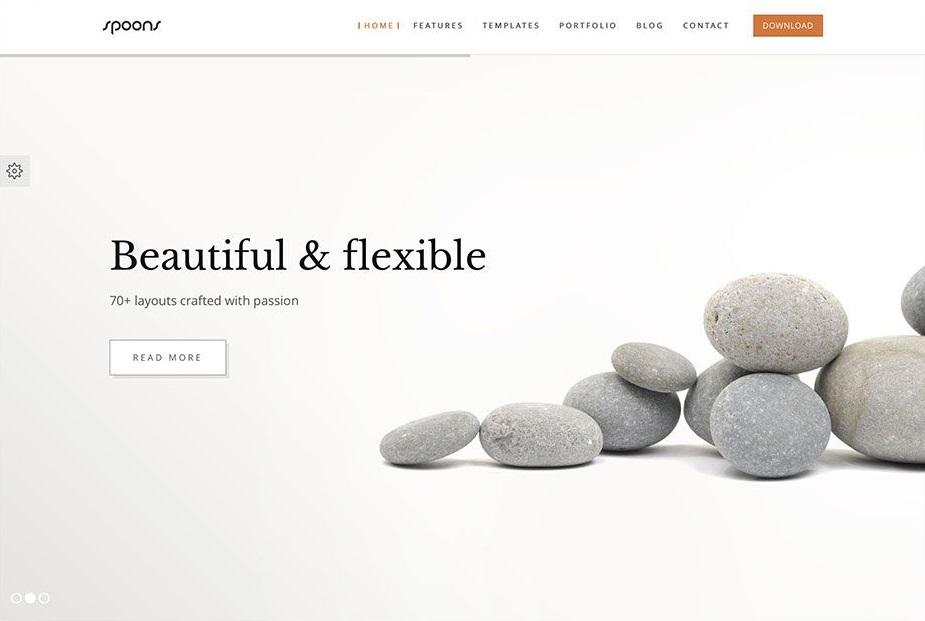 استفاده از سفید در سایت