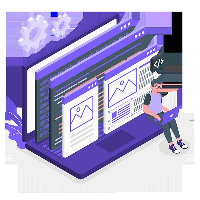 طراحی وب سایت اختصاصی و حرفه ای