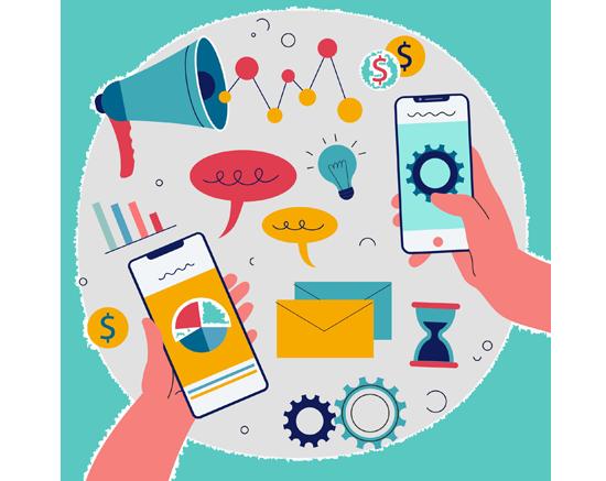 مدیریت و بازاریابی شبکه های اجتماعی به چه معناست؟