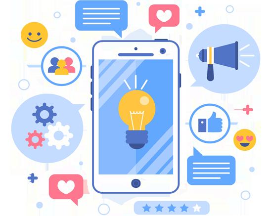 تدوین استراتژی بازاریابی شبکه های اجتماعی