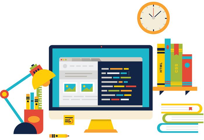 مراحل طراحی سایت قزوین