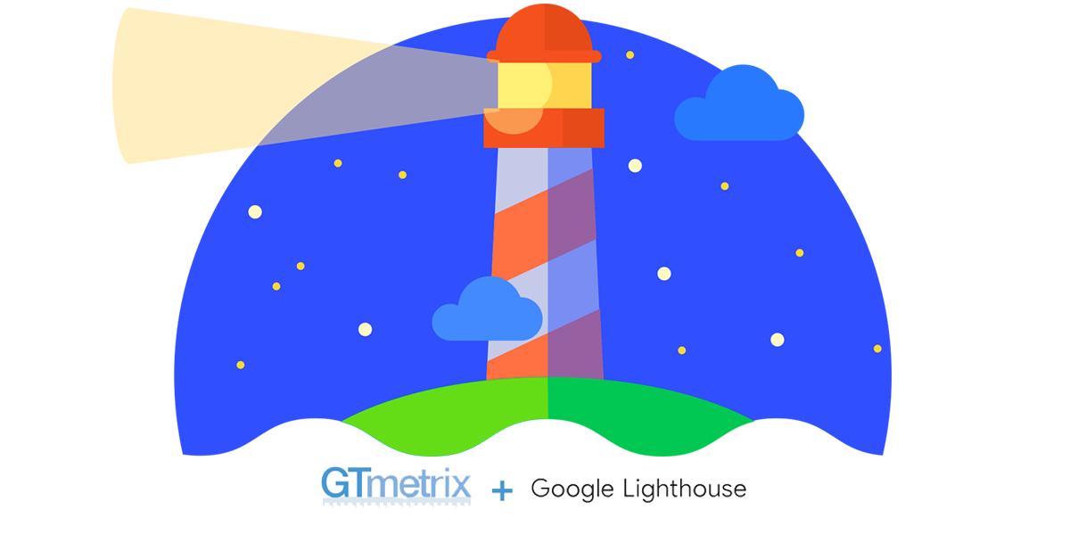 آپدیت الگوریتم GTmetrix  براساس معیارهای Lighthouse گوگل