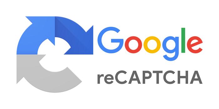 استفاده از ریکپچا برای امنیت طراحی سایت