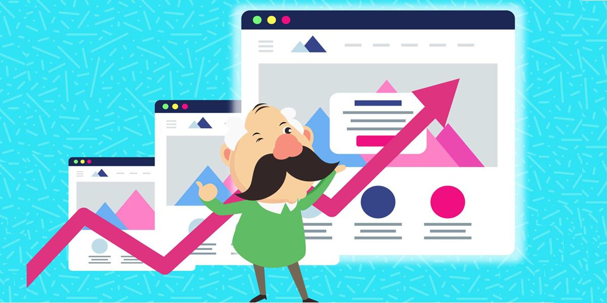 نقش طراحی وب سایت در رشد بیزنس شما