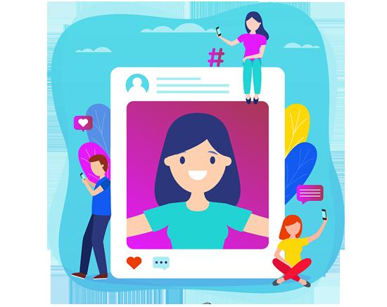 طراحی گرافیک شبکههای اجتماعی