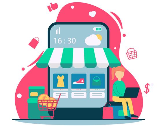 امکانات سایت فروشگاه اینترنتی در ودیانا