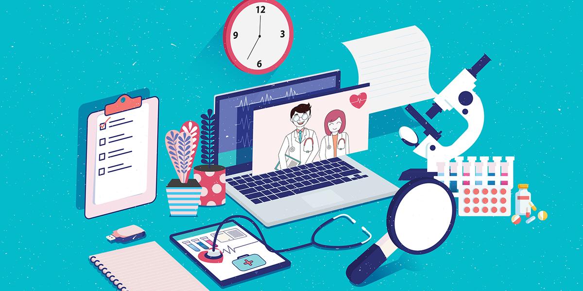امکانات طراحی سایت پزشکی