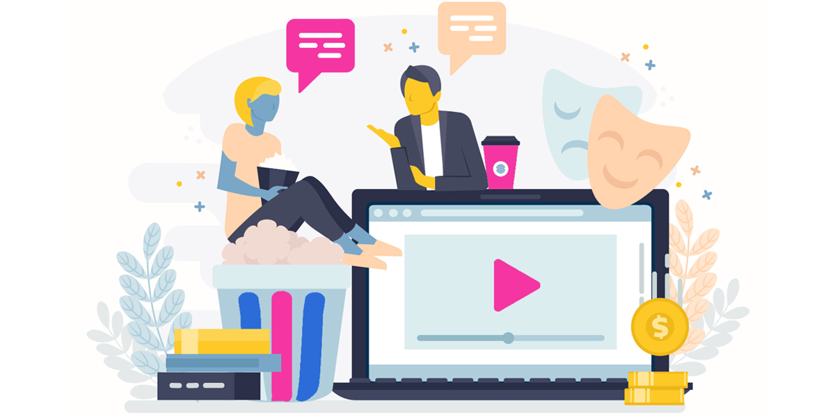 تولید محتوای ویدئویی برای طراحی سایت تجهیزات پزشکی