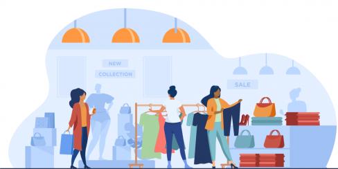طراحی سایت فروشگاه آنلاین لباس
