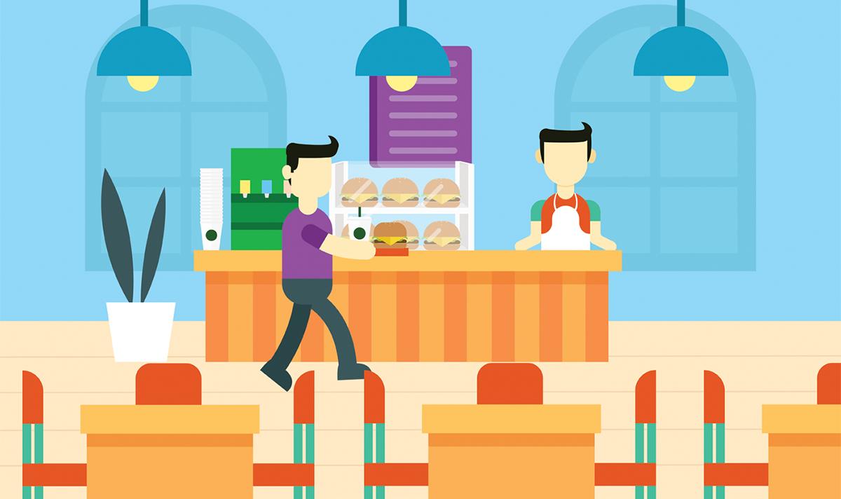 دلایل اهمیت طراحی سایت رستوران