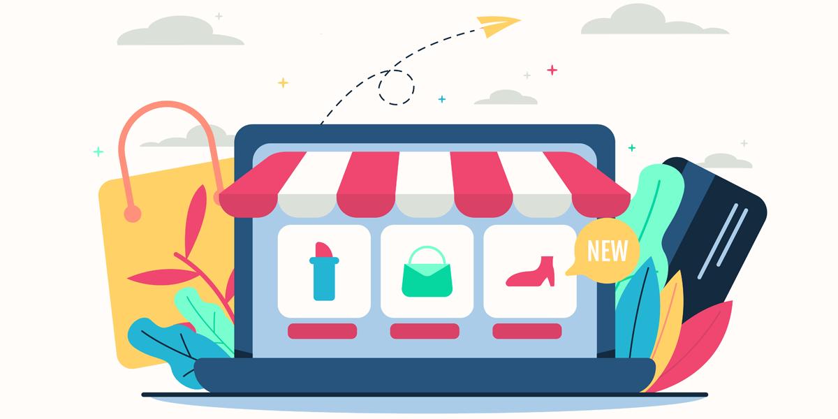 طراحی سایت فروشگاه لوازم آرایش