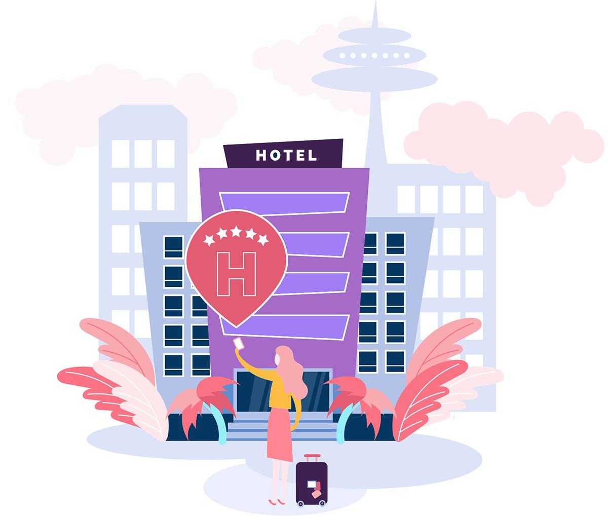 سیستم رزرواسیون آنلاین در طراحی سایت هتل