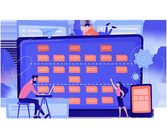 امکانات طراحی سایت شرکتی