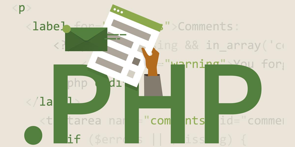 طراحی سایت php و مزایای آن