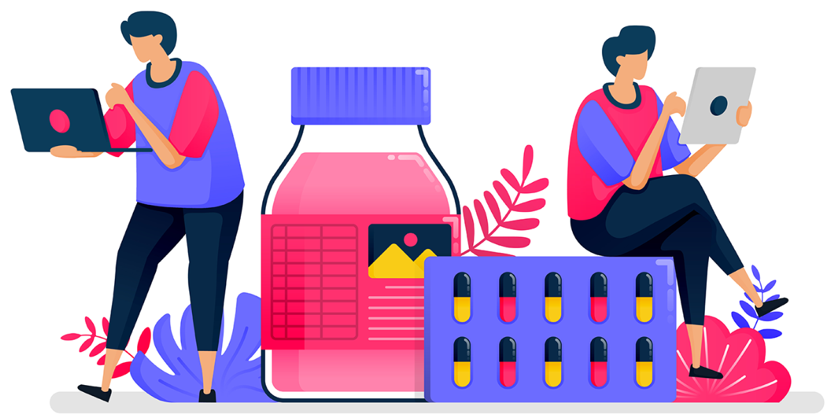 طراحی سایت داروخانه