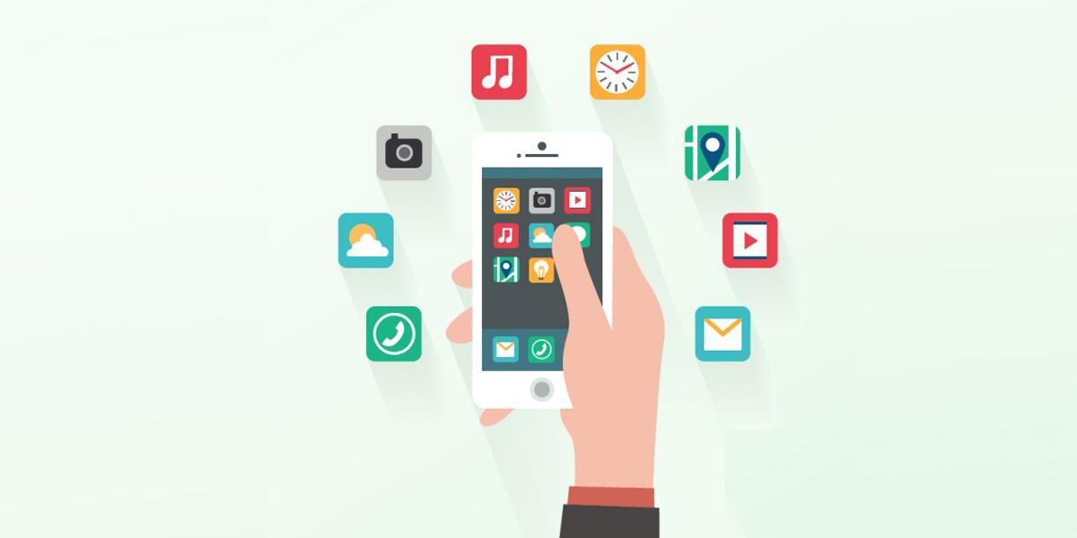 ایده های طراحی اپلیکیشن