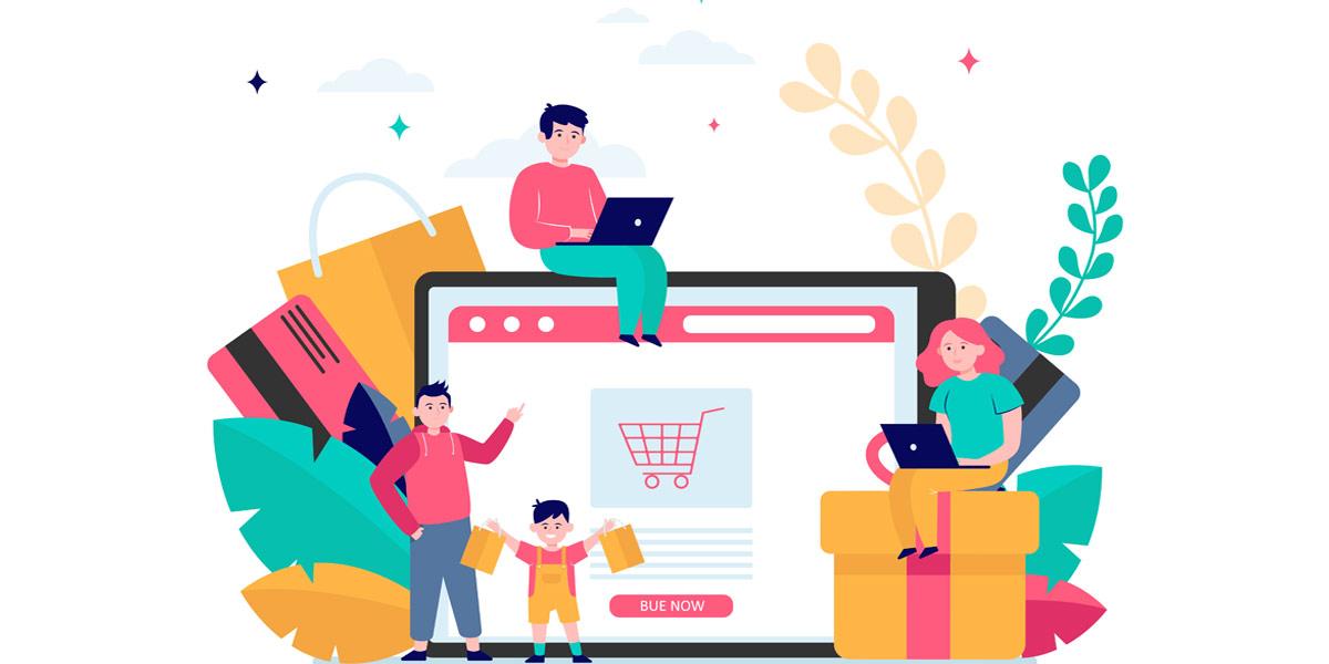 چگونگی تامین کالاهای فروشگاه اینترنتی