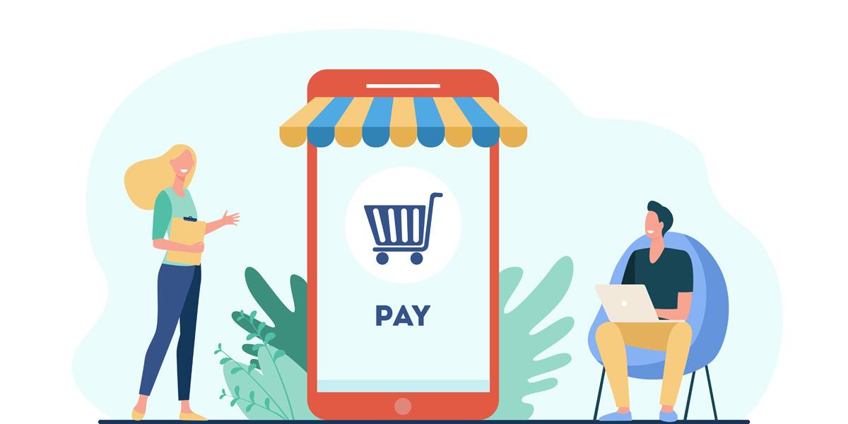 روش های پرداخت در فروشگاه اینترنتی