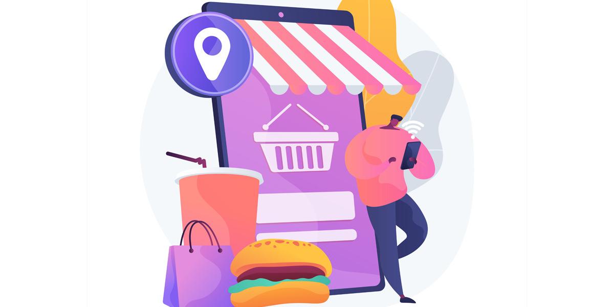 مراحل ساخت اپلیکیشن سفارش غذای آنلاین
