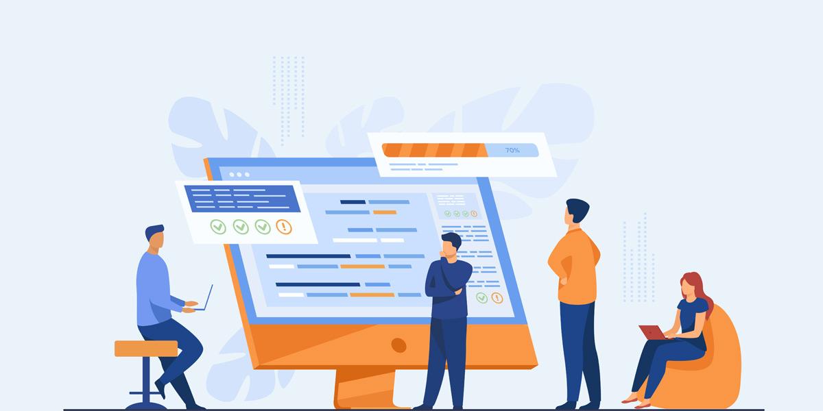 ویژگی طراحی سایت مشابه جابینجا برای کاریابی و استخدام