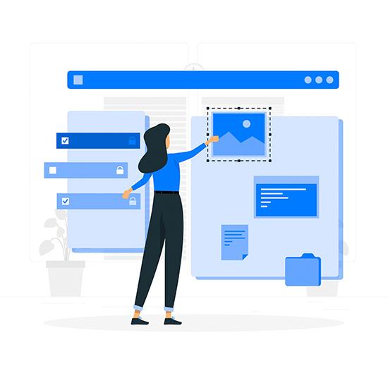 مزایای طراحی سایت خدماتی