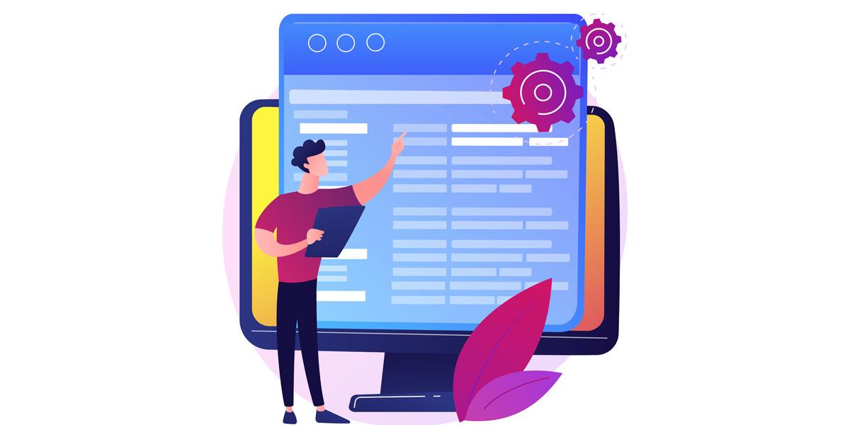 طراحی اختصاصی وب سایت یا به کارگیری سایت ساز