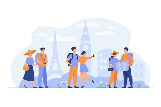 مراحل طراحی سایت گردشگری
