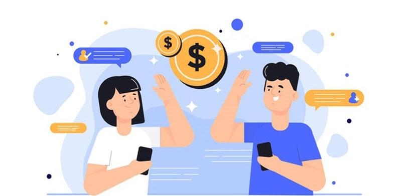 همکاری در فروش آنلاین