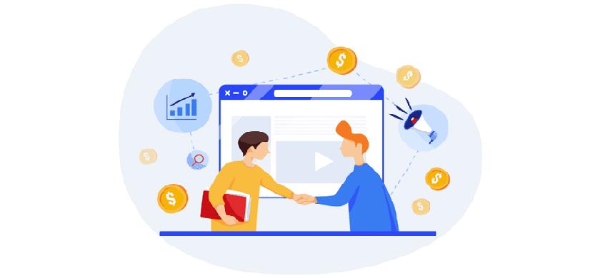 همکاری در فروش یا affiliate marketing چیست؟