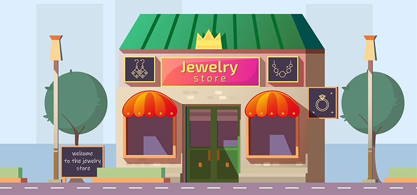 مزایای طراحی سایت طلا و جواهر