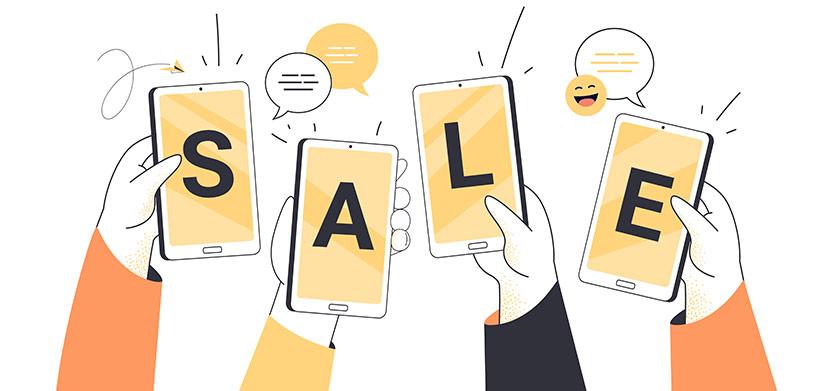 روشهای فروش آنلاین طلاوجواهر
