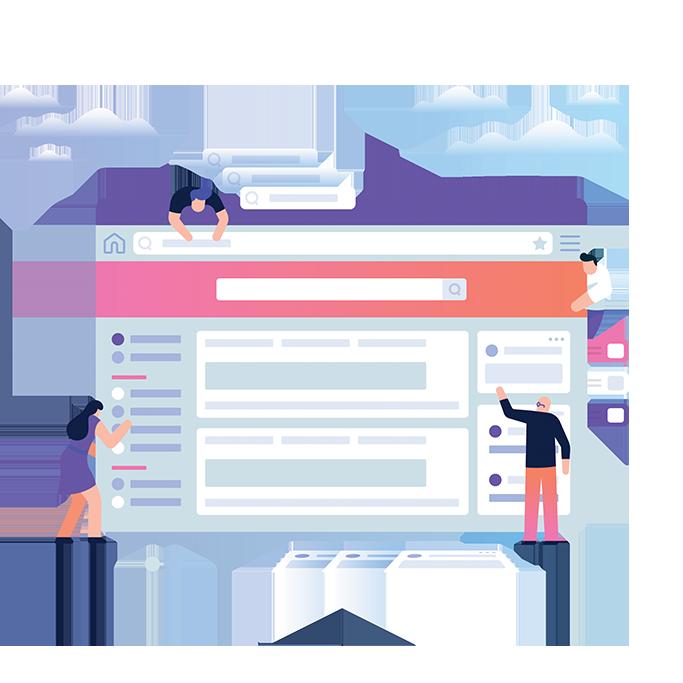 طراحی سایت شرکتی حرفه ای